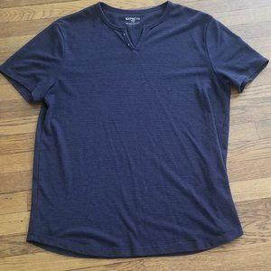Express Henley T-Shirt